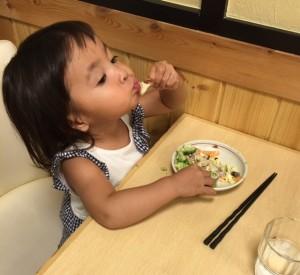 野菜大好き!