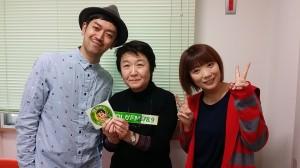 ムーディさんと石川さんと