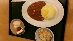 豆カレーセット