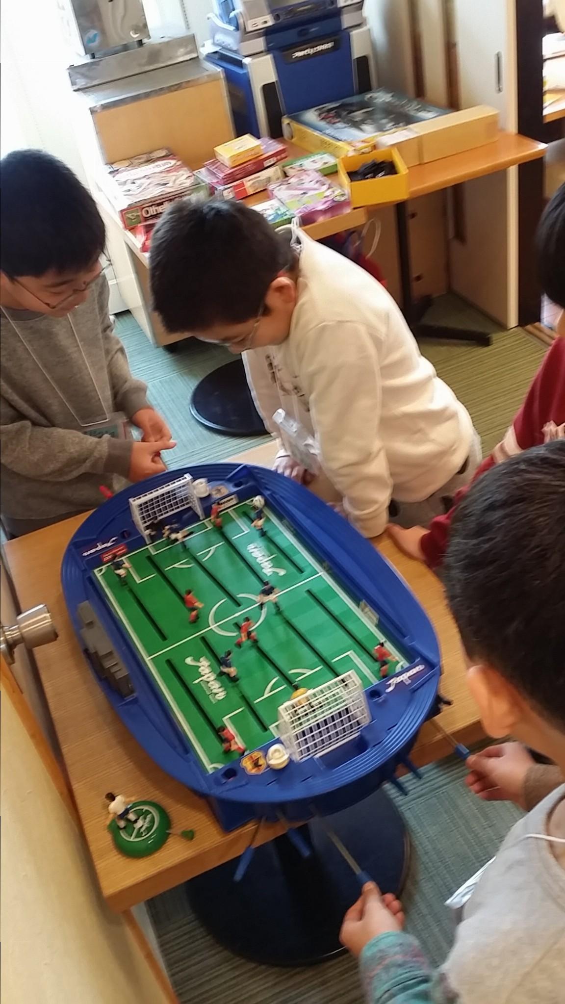 サッカーゲーム1
